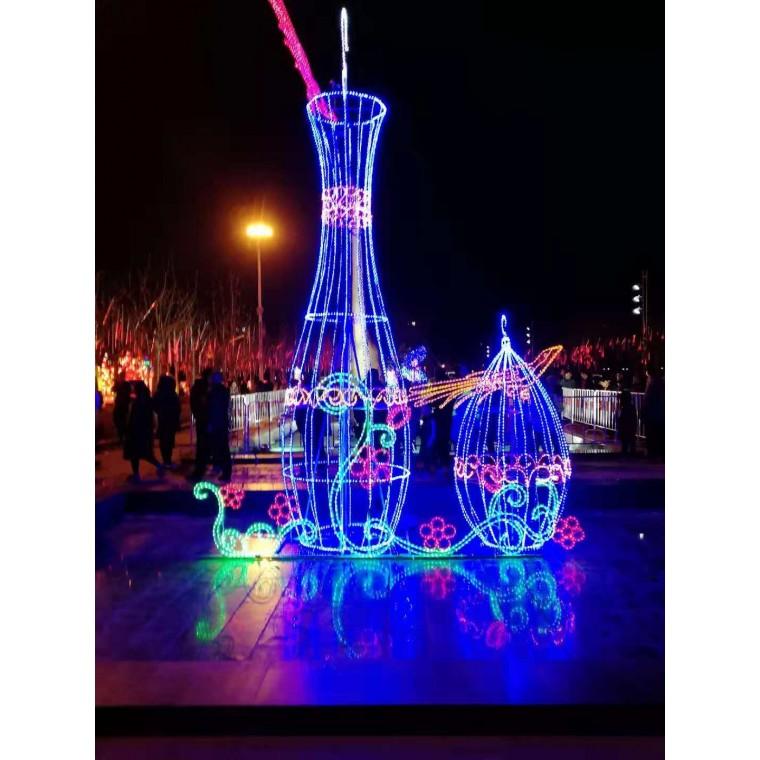 2019灯光节出售丨灯光展出售新春灯光节制作