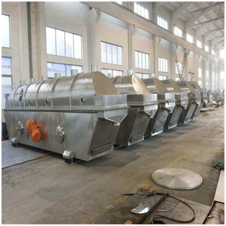 板藍根顆粒干燥機魯干牌振動流化床干燥機