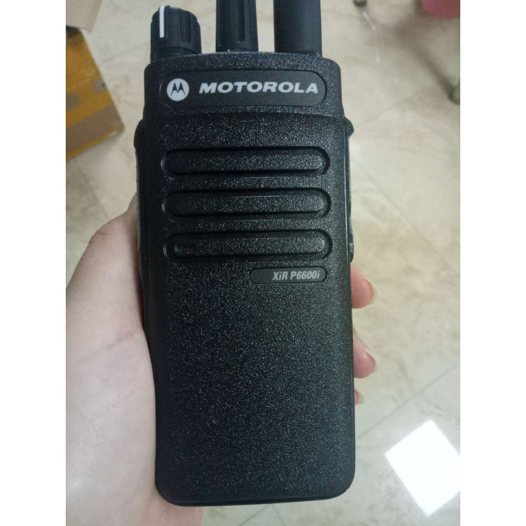 供應摩托羅拉對講機P6600I數字防爆對講機