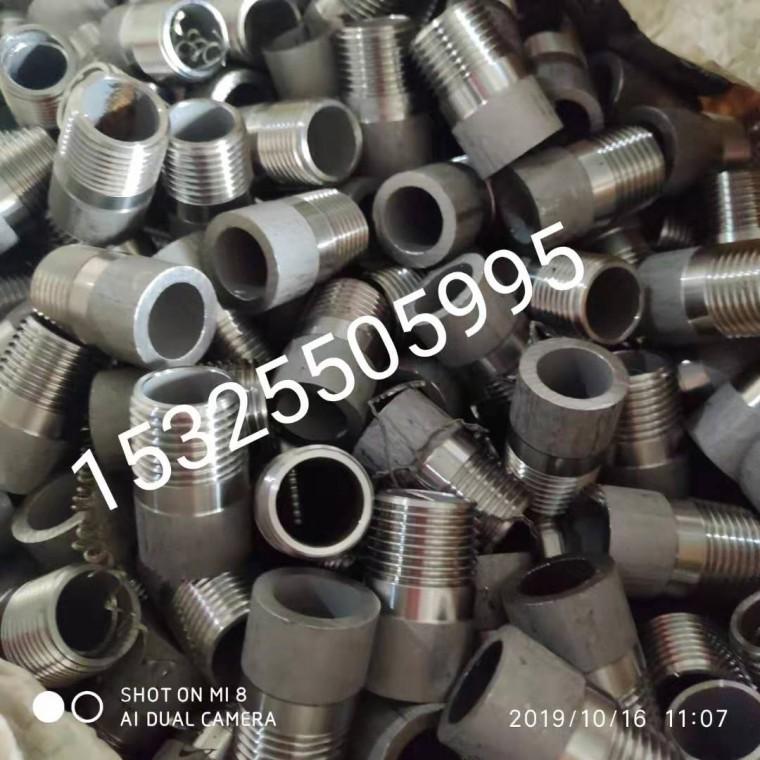 不銹鋼管外絲 、加長管外絲、非標定制加厚加長管外絲、