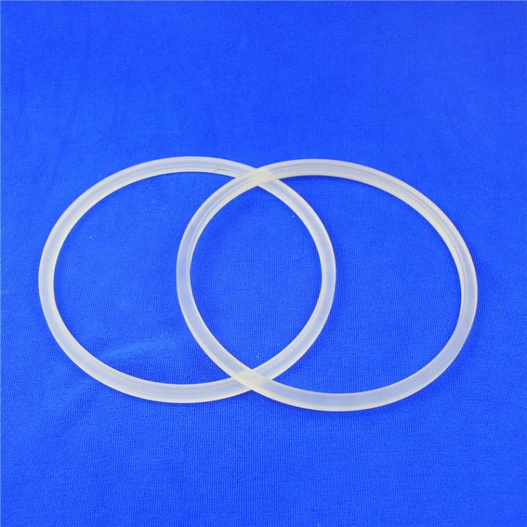 磨砂石英環