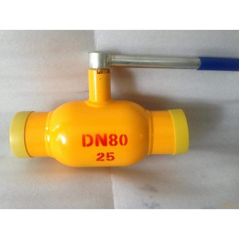 手柄式全焊接球阀标准规格
