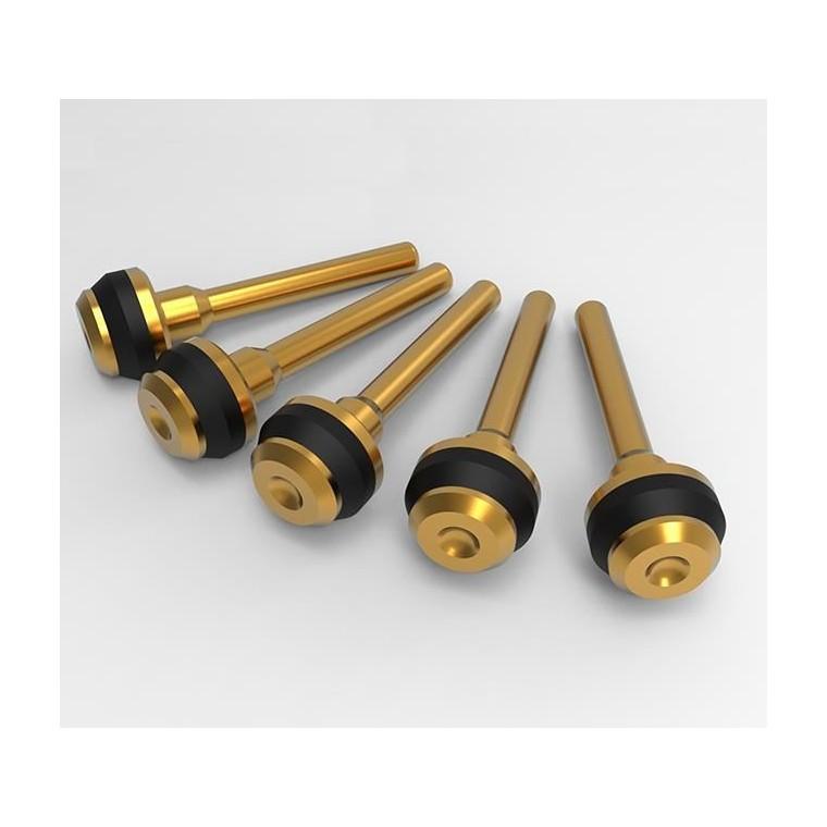 五金包膠氟橡膠包黃銅