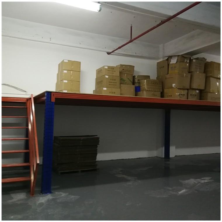 食品業倉庫貨架飲料倉庫貨架塑膠倉庫貨架中型500kg標準貨架