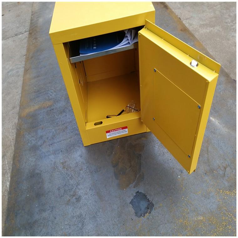 鋰電池防爆柜 4至116加侖可選 紅藍黃三色自定