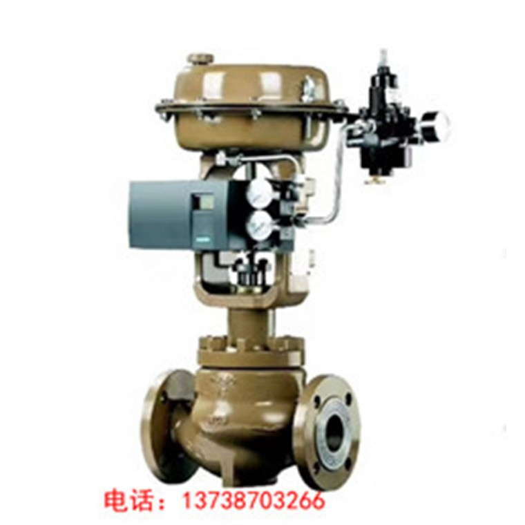 專業生產優質氣動薄膜鑄鋼,不銹鋼等調節閥