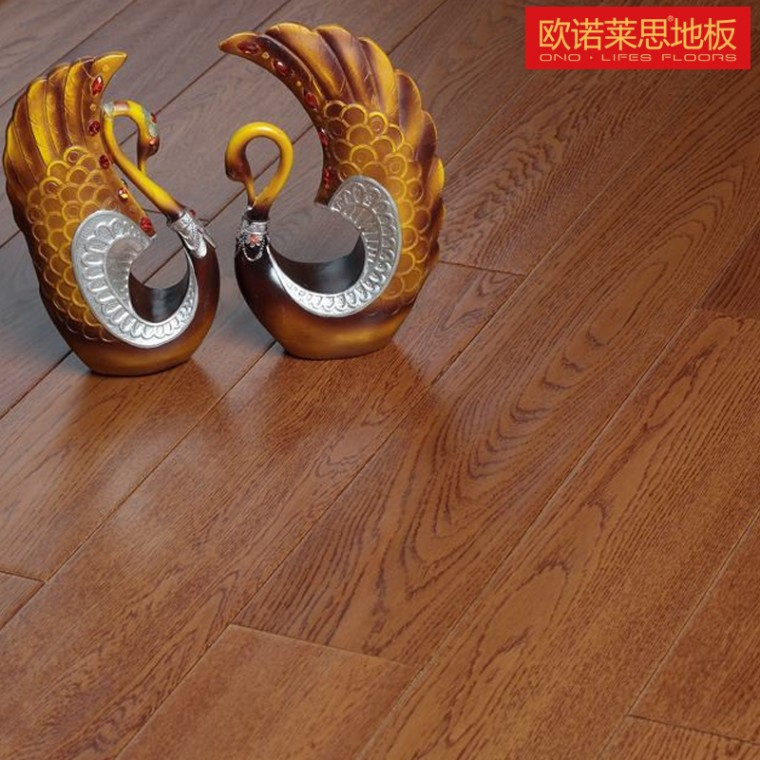 橡木复合地板