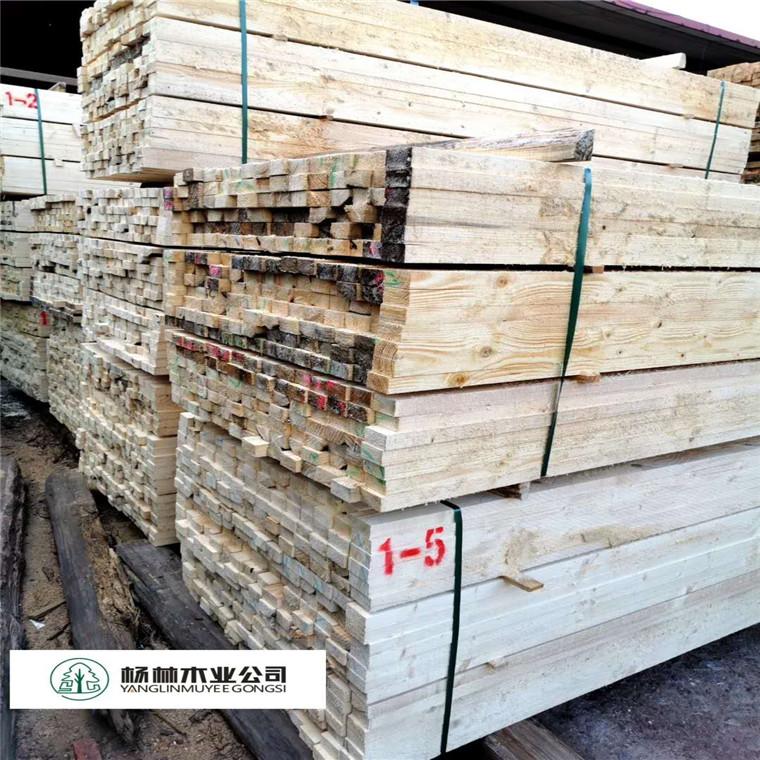 建筑木方白松