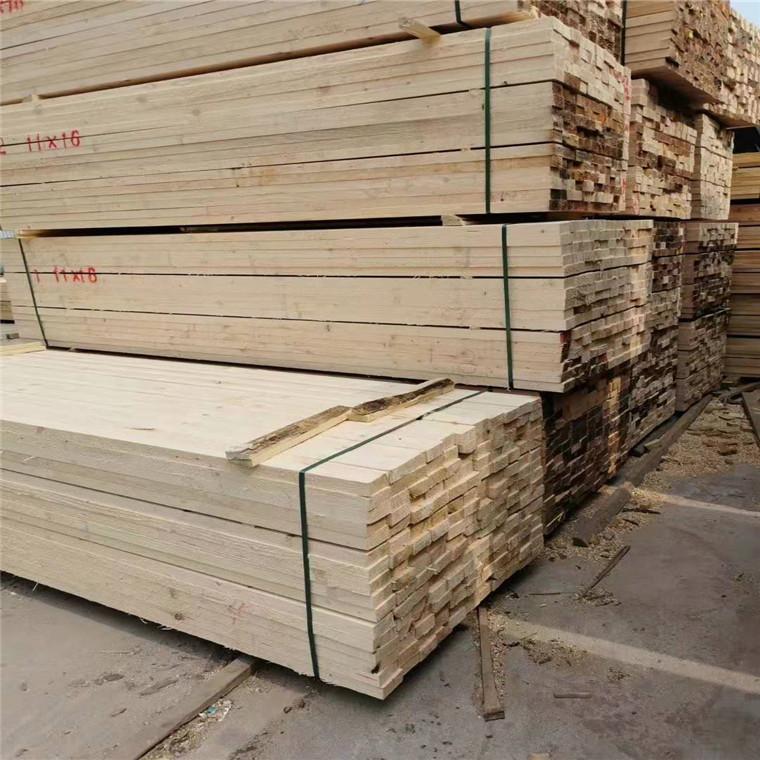 建筑木方白松多少錢