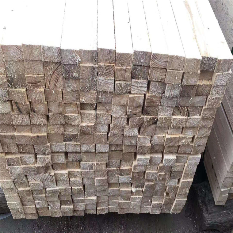 供应建筑木方白松