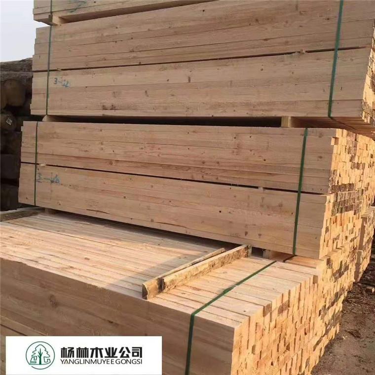 批发建筑木方白松