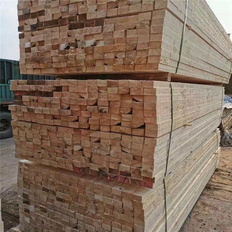 优质建筑木方白松