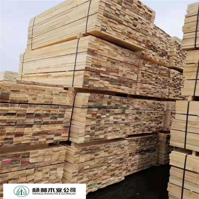 建筑木方辐射松