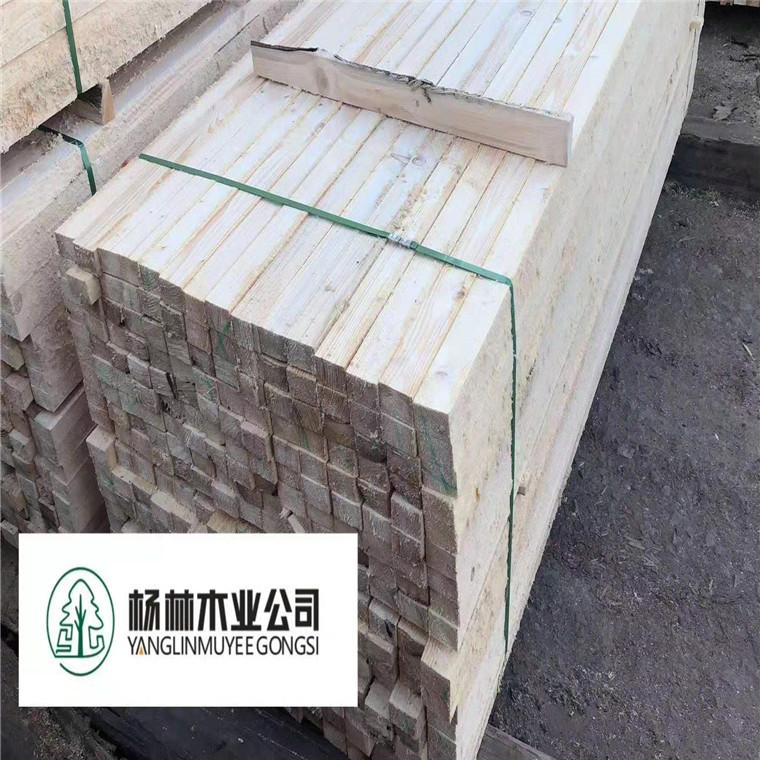 建筑木方輻射松批發