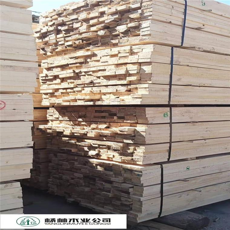 供應建筑木方輻射松