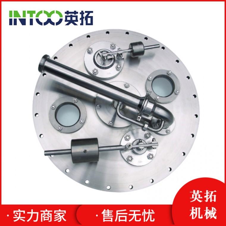 不銹鋼閥門配件 罐頂裝置閥門管件 清洗噴淋頭廠家直銷