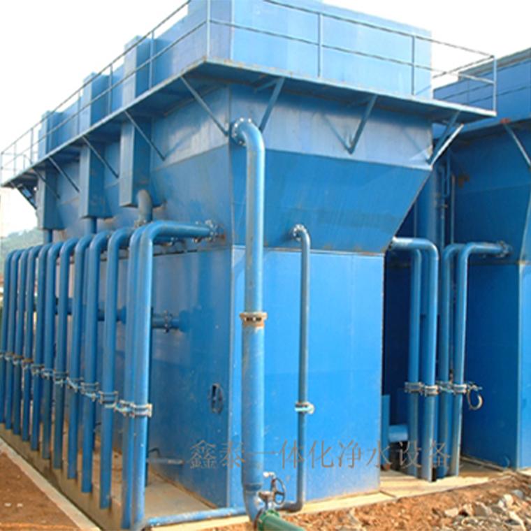 工矿企业一体化净水设备