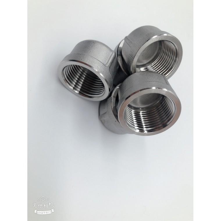 304不銹鋼圓管帽內螺紋 廠家直銷  大量現貨