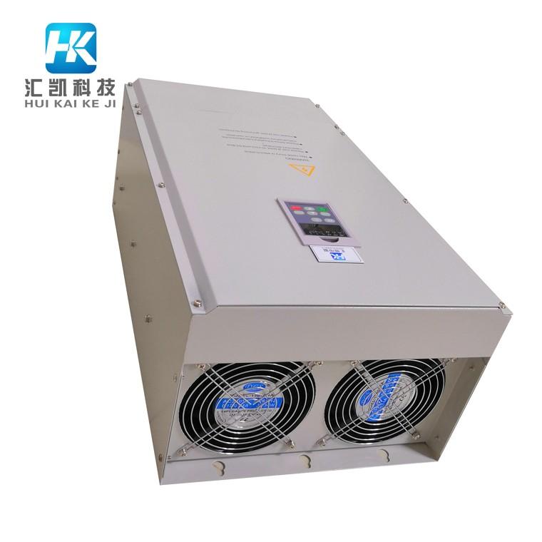 塑料机械电磁加热节能改造