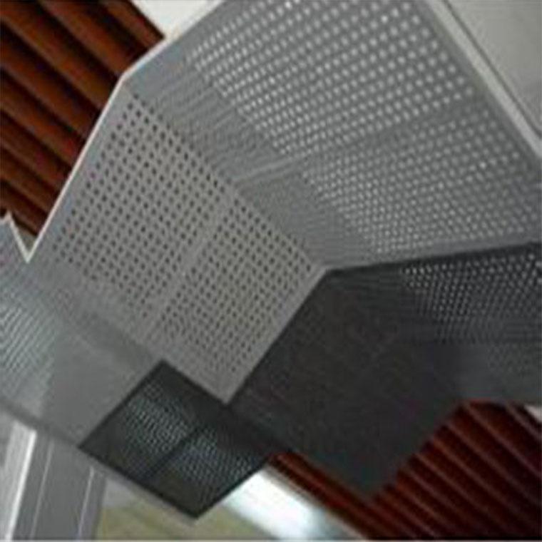 室內沖孔鋁單板