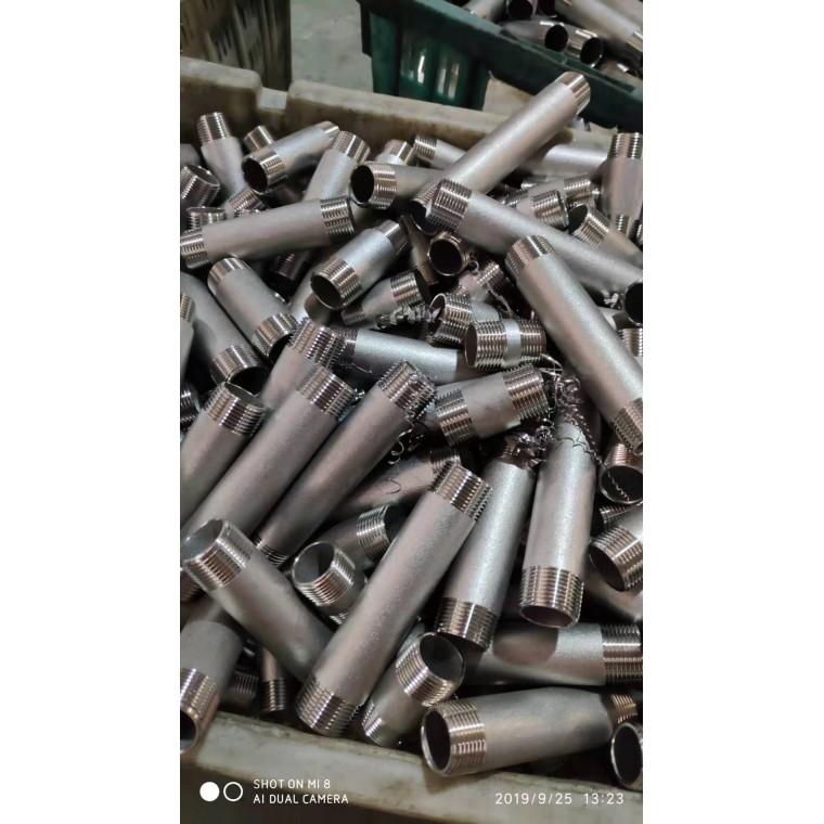 廠家生產可定制加長加厚管外絲管內絲  支持來圖定制