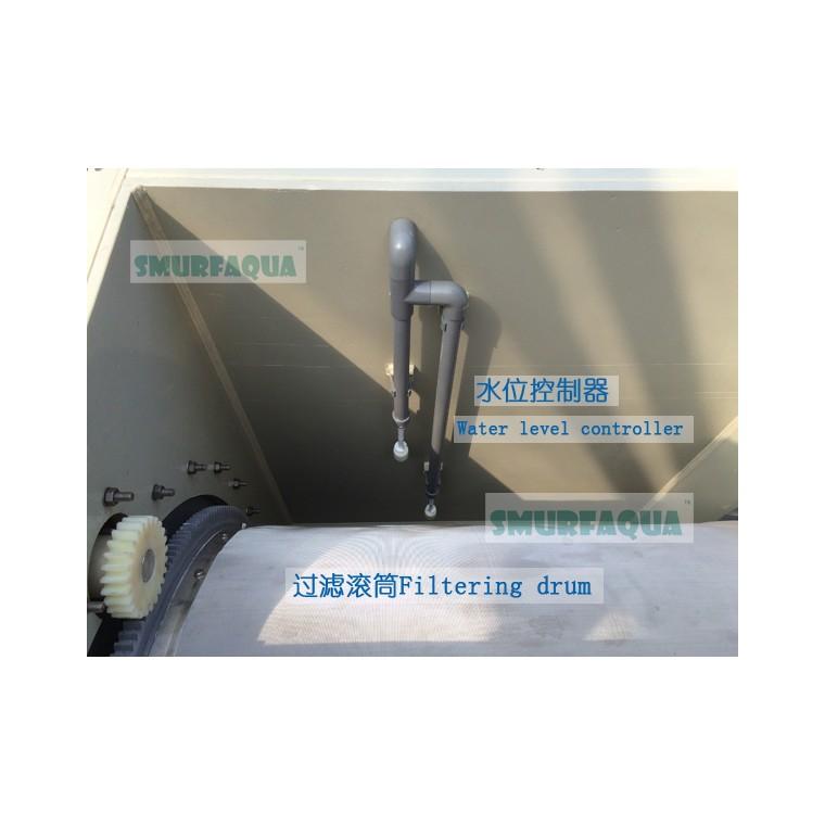 漁悅 水產微濾機 循環水養殖設備