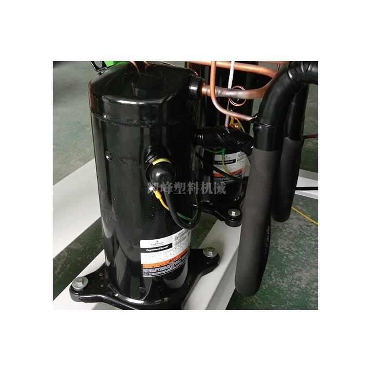 工業冷水機的壓縮機的