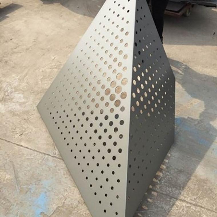漸變鋁單板