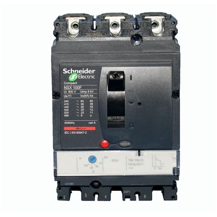 施耐德塑殼開關NSX 低壓電氣器價格