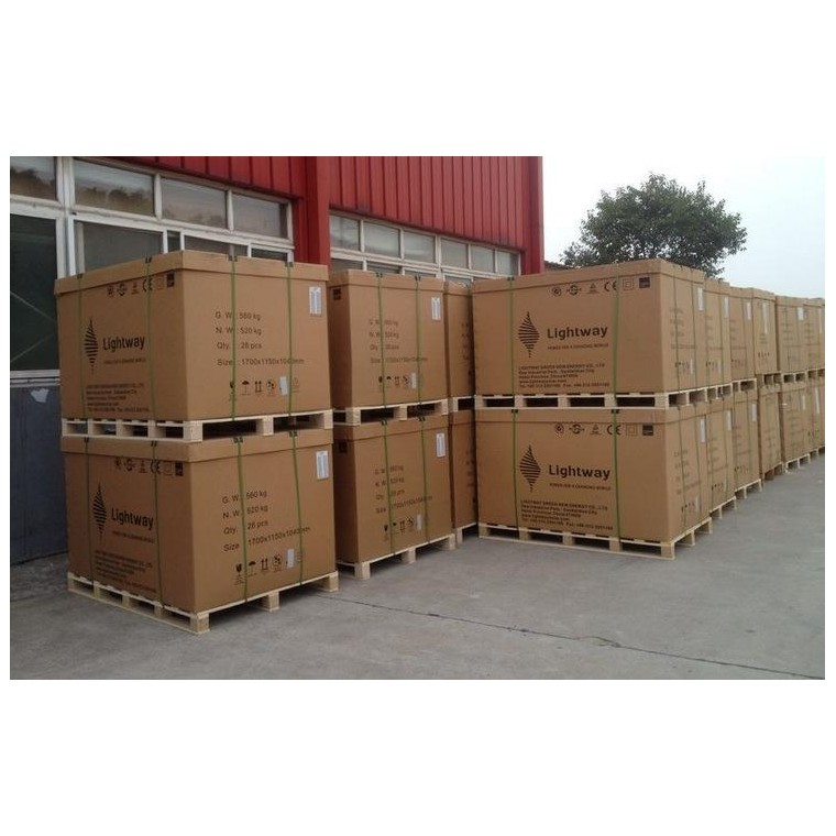 太陽能紙箱