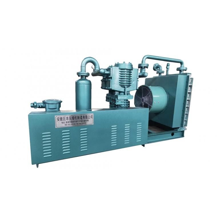 巨豐壓縮機 ZW-3.8/(0.5-1)-3 天然氣壓縮機