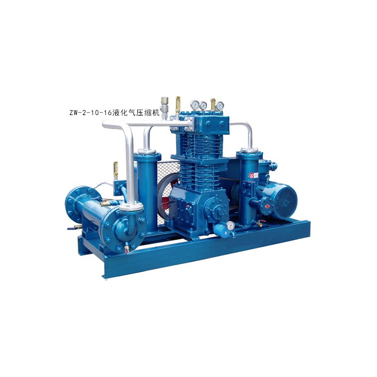 ZW-2.0/10-16液化氣壓縮機