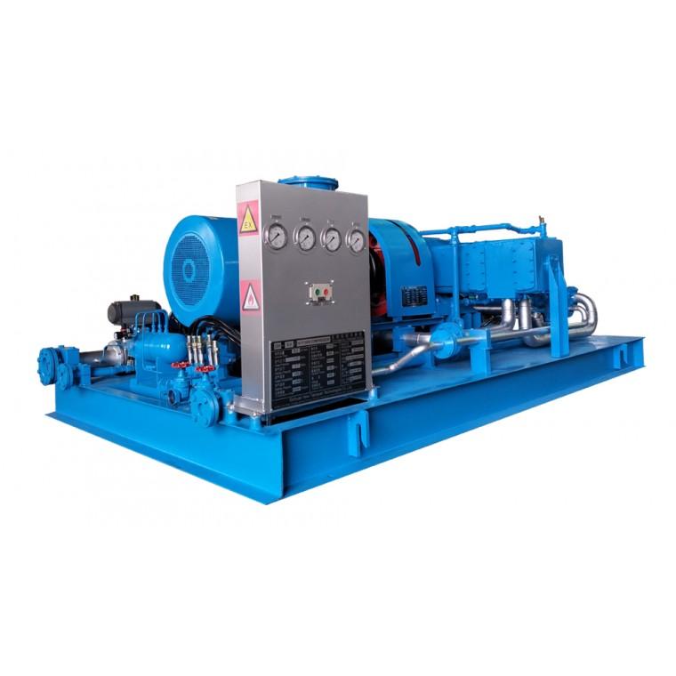 巨豐壓縮機  DW-6.4/10-17天然氣壓縮機