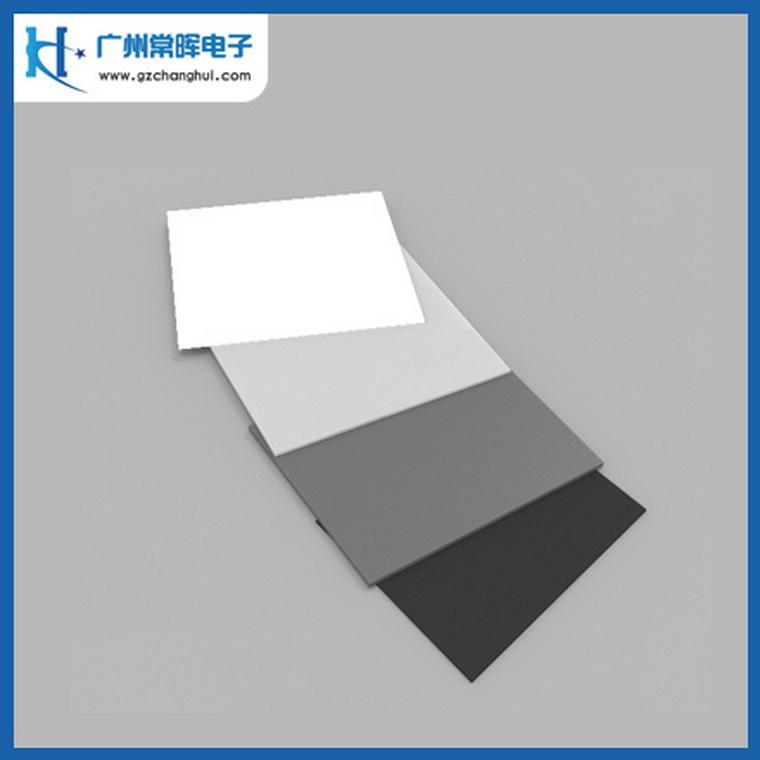 漫反射白板 噴涂式漫反射目標板 激光目標定位 反射標準板