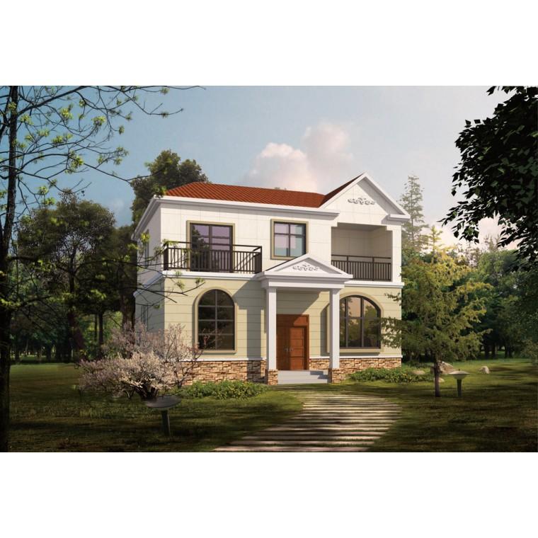 輕鋼結構房屋的造價,輕鋼結構樓房輕鋼龍骨別墅廠,