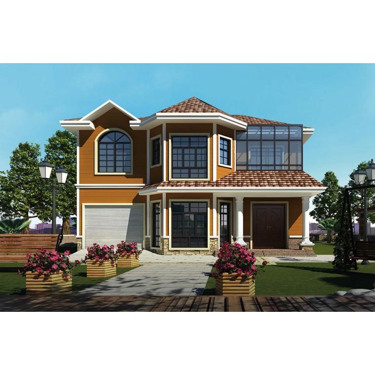 輕鋼組合板房,輕鋼別墅造價,三層輕鋼別墅,輕鋼房屋設計,鄉村