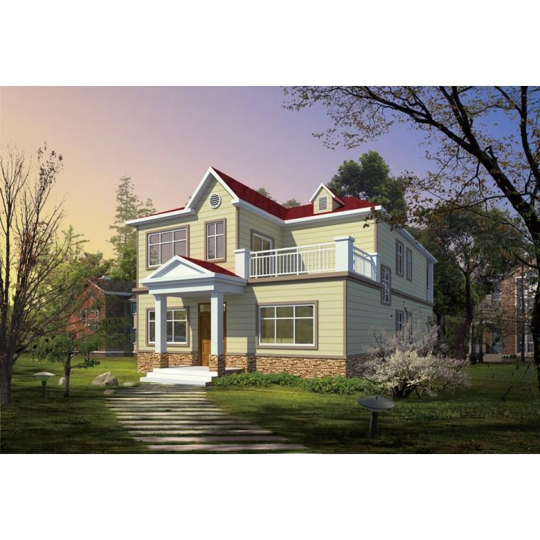 輕鋼別墅房屋怎么樣,輕鋼房屋別墅效果圖,輕鋼集成別墅多少錢