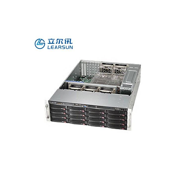 3U机架式服务器 超大容量存储高扩展存储服务器 全国联保3年