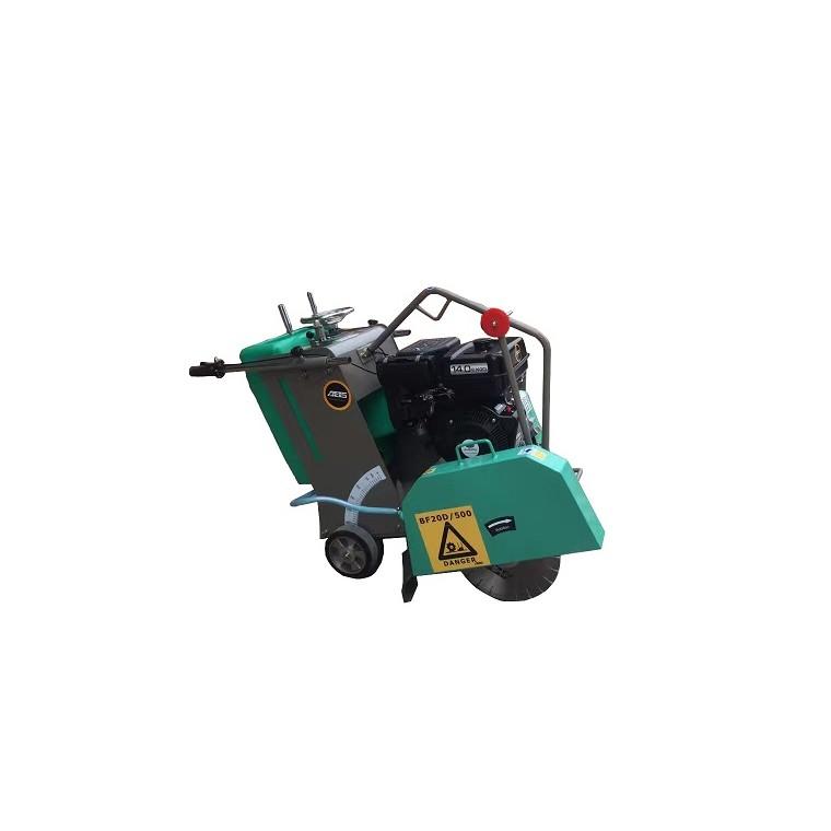 BF20D/500水泥路面手扶切割機-緊湊高效