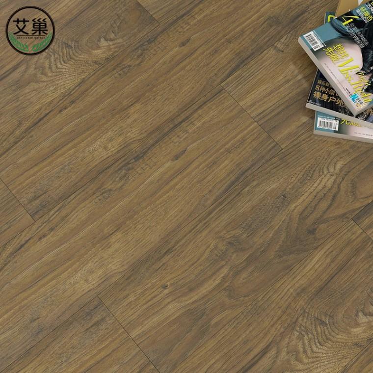 廠家直銷竹木碳纖維木紋地板,防水防火新中式地板,耐磨防滑地板