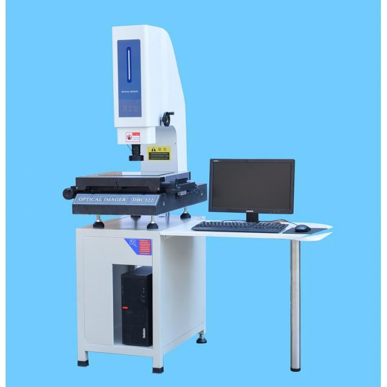 手動影像測量儀DBC322_二次元測量儀廠家_金鴻精密儀器