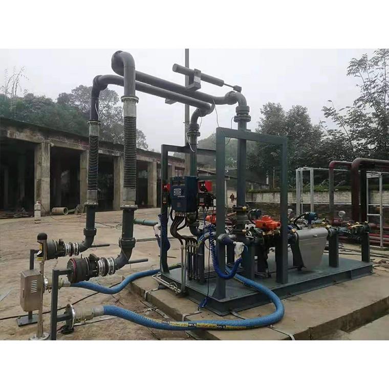 鶴管油氣回收