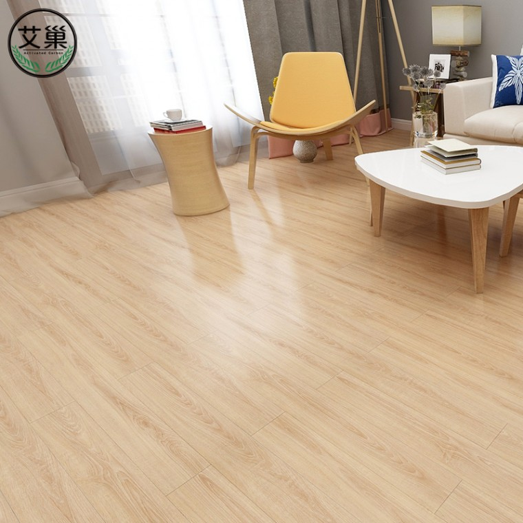 PVC自粘免胶家用地板贴纸加厚耐磨环保塑胶地板革水泥地防水