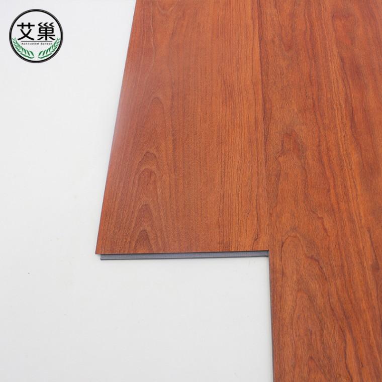 免安装石塑PVC地板革,塑料SPC地板家用加厚防水石塑地板