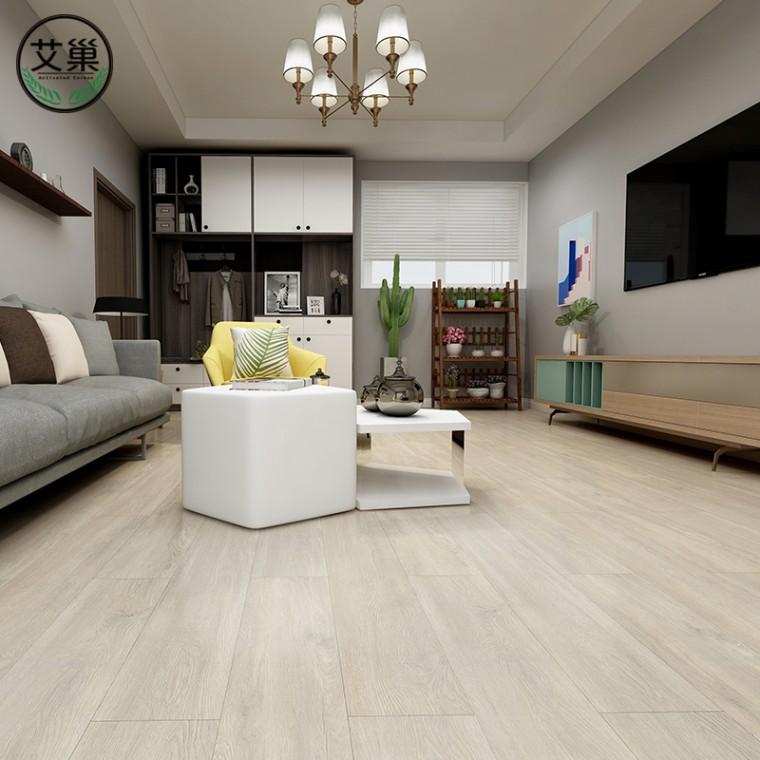 廠家直銷SPC快裝鎖扣地板,安裝便捷商鋪防水無甲醛木地板
