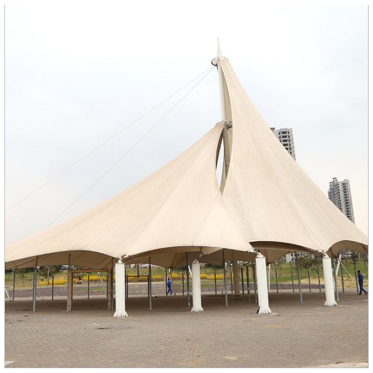 供應活動膜結構停車棚價格膜結構停車棚圖片價格優惠 質量可靠