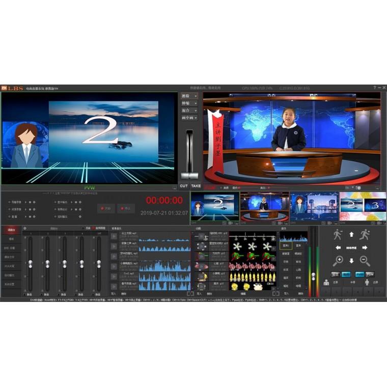 天狐供应LBS多机位电商直播系统
