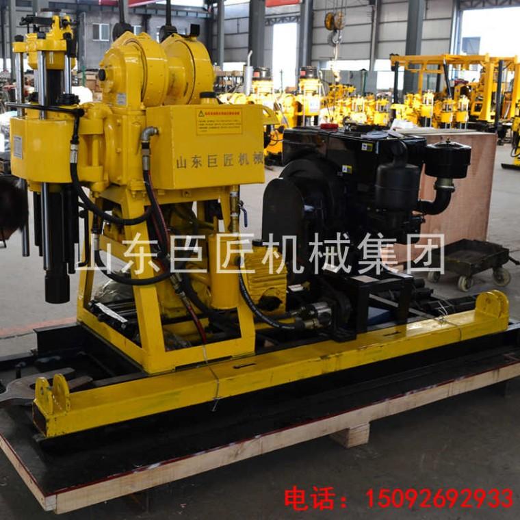 華夏巨匠HZ-200YY液壓地勘設備 200米巖心取樣速度快