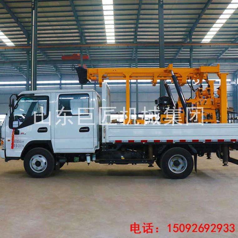現貨供應XYC-200車載鉆機 地質勘探設備型號大全