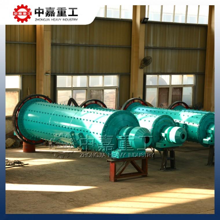 小功率的磨粉設備 10噸的管磨機價格